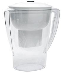 Vodni filter v vrču