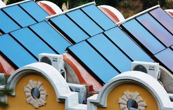 Ploščati sončni kolektorji