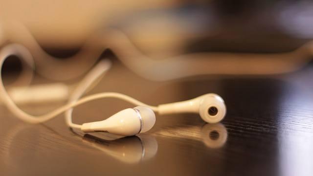 MP3 slušalke za tek