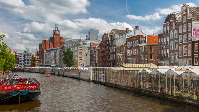 Tržnica Rož Bloemenmarkt