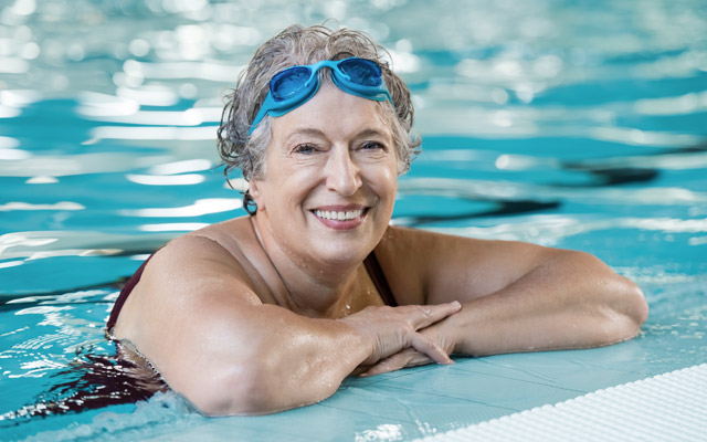 Plavanje za starejše
