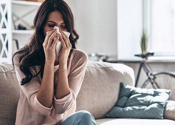 Kako se znebiti prehlada